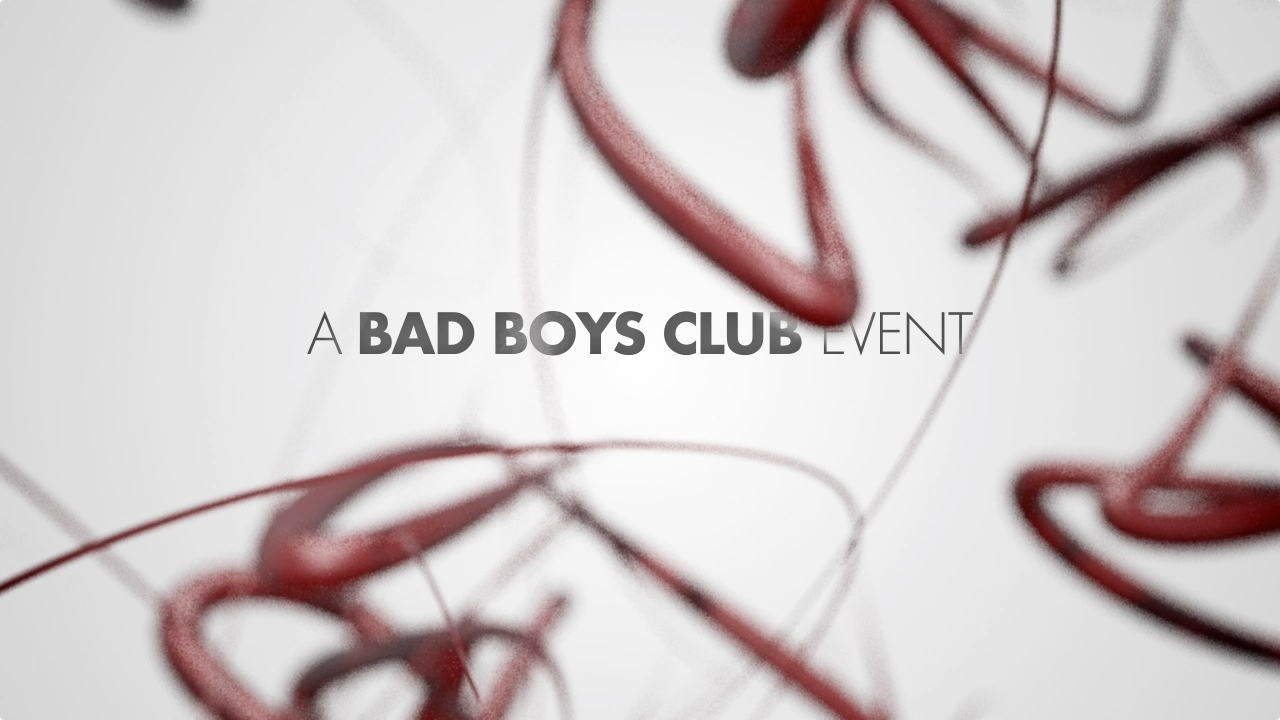 Bad Boys Club Anniversary - Video-Trailer