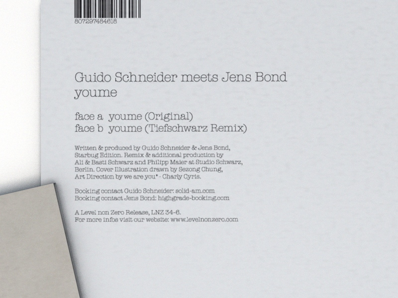 Guideo Schneider meets Jens Bond - youme