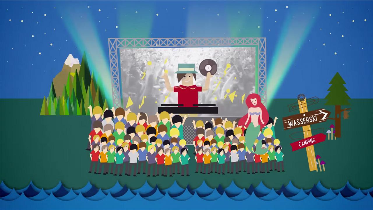 SeaYou - Festival - Animation / Teaser-Trailer